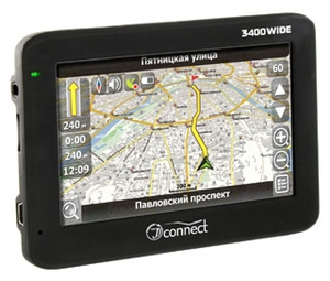 Ремонт GPS навигаторов Jj-connect autonavigator 3400 wide
