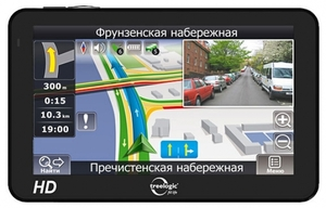 Ремонт GPS навигаторов Treelogic tl 5013bgf av hd dvr 4 gb