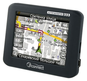 Ремонт GPS навигаторов Jj-connect autonavigator 333