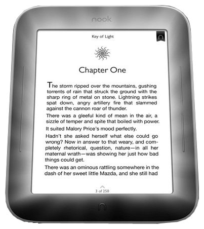 Ремонт эл. книг Barnes & Noble NOOK Simple Touch with GlowLight