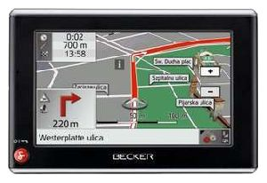 Ремонт GPS навигаторов Becker traffic assist z 203
