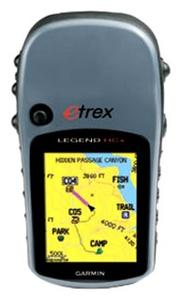 Ремонт GPS навигаторов Garmin etrex legend hcx