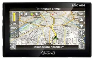 Ремонт GPS навигаторов Jj-connect autonavigator 6000 wide