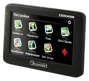 Ремонт GPS навигаторов Jj-connect autonavigator 2200 wide