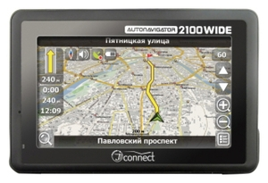Ремонт GPS навигаторов Jj-connect autonavigator 2100 wide