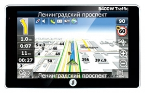 Ремонт GPS навигаторов Jj-connect autonavigator 5400 wide traffic