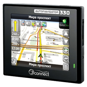 Ремонт GPS навигаторов Jj-connect autonavigator 330