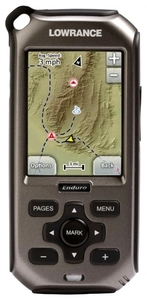 Ремонт GPS навигаторов Lowrance endura safari