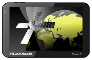 Ремонт GPS навигаторов Roadmax vigilant 5 dvr plus