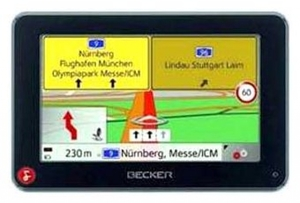 Ремонт GPS навигаторов Becker traffic assist z 116
