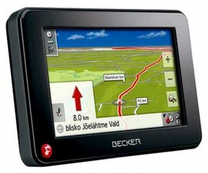 Ремонт GPS навигаторов Becker traffic assist z 112