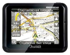 Ремонт GPS навигаторов Jj-connect autonavigator 340