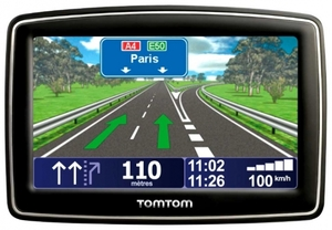 Ремонт GPS навигаторов Tomtom xl live iq routes