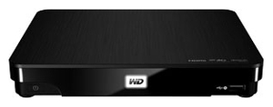 Ремонт mp3 плееров Western-digital wd tv live hub