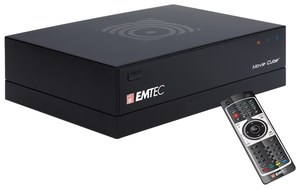Ремонт mp3 плееров Emtec movie cube q800 750gb