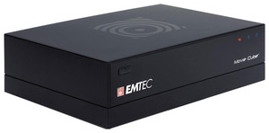 Ремонт mp3 плееров Emtec movie cube recorder q500 1000gb