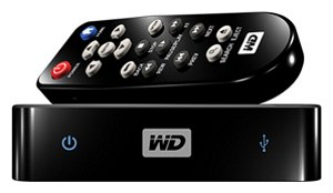 Ремонт mp3 плееров Western-digital wd tv mini