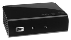 Ремонт mp3 плееров Western-digital wd tv ii