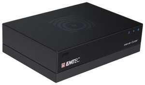 Ремонт mp3 плееров Emtec movie cube q120e 500gb