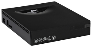 Ремонт mp3 плееров Emtec movie cube k230 500gb