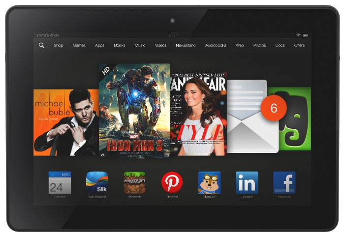 Ремонт планшетов Amazon Kindle Fire HDX 8.9 / Kindle Fire HDX 8.9 4G