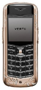 Ремонт телефонов Vertu constellation vivre black